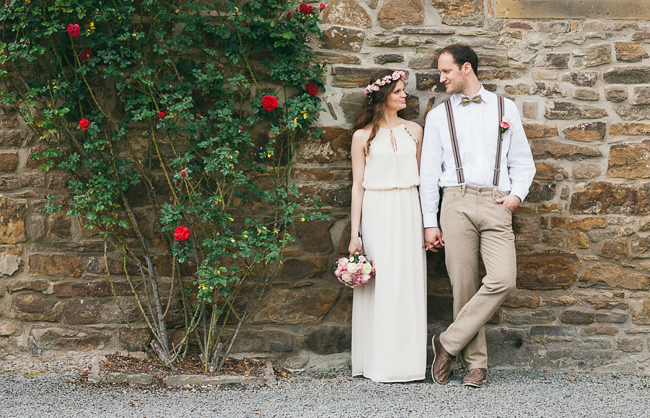Rustic wedding in Germany
